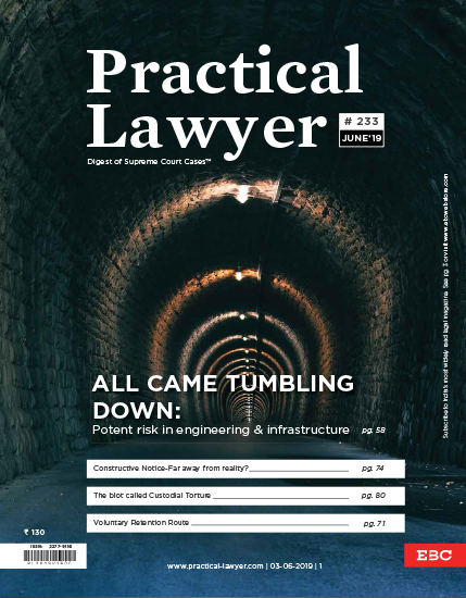 Practical Lawyer All Came Tumbling Down