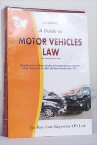 A Guide To Motor Vehicles Law