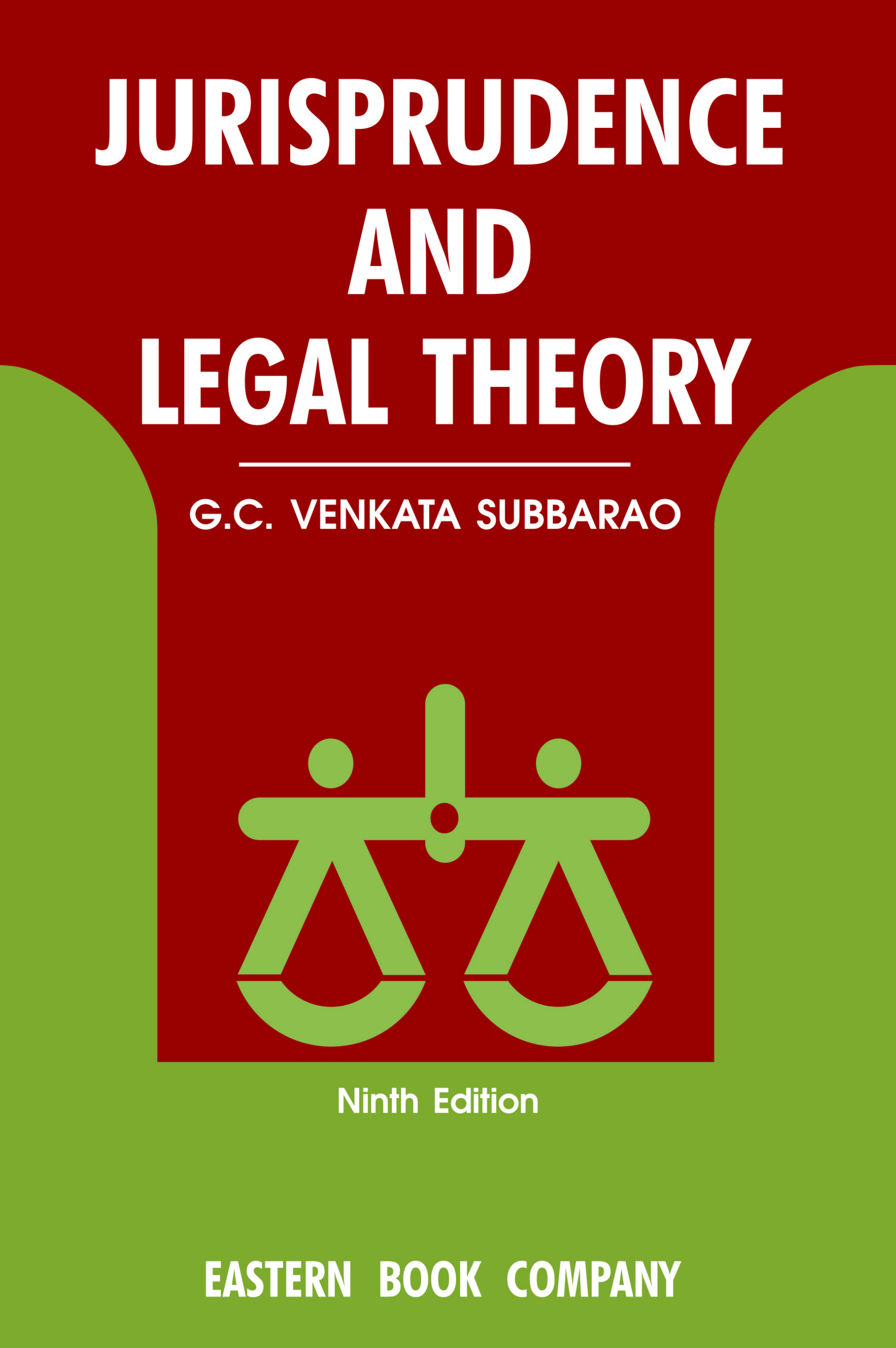 Jurisprudence and Legal Theory by G.C. Venkata Subbarao