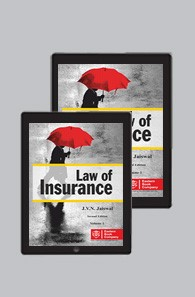 J V N Jaiswal Law of Insurance Collection