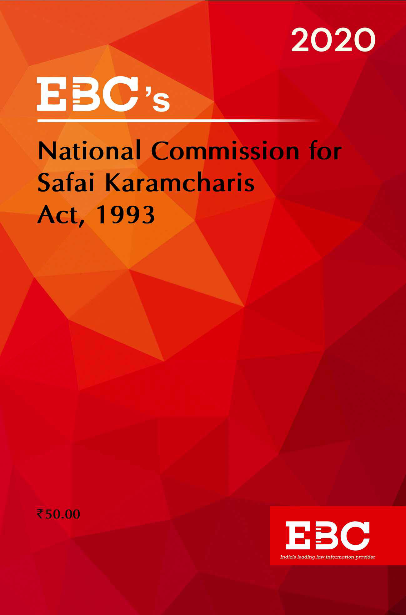 National Commission for Safai Karamcharis Act, 1993
