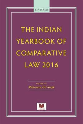 The Indian Yearbook of Comparative Law 2016