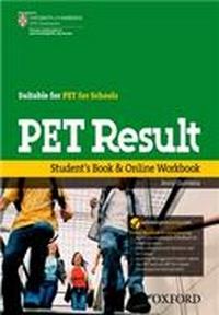 Pet Result: : Students Book & Online Workbook