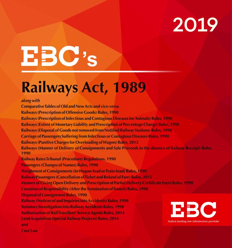 Railways Act, 1989