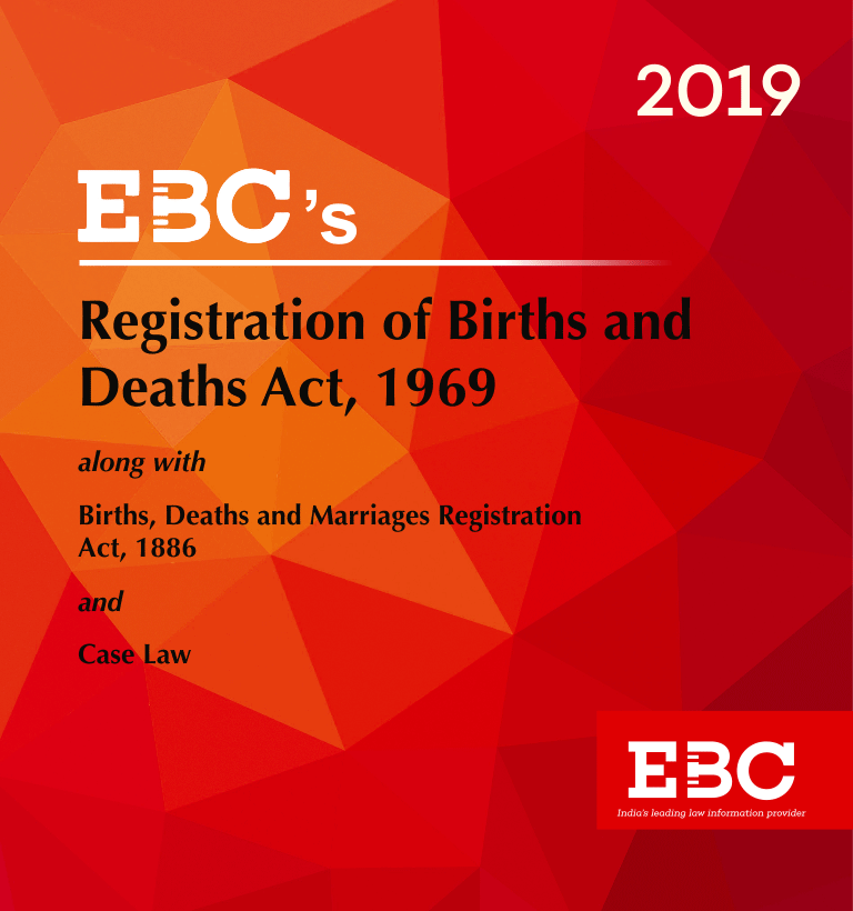 Registration of Births and Death Act, 1969