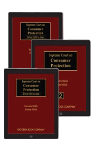 Supreme Court on Consumer Protection in 3 Volumes