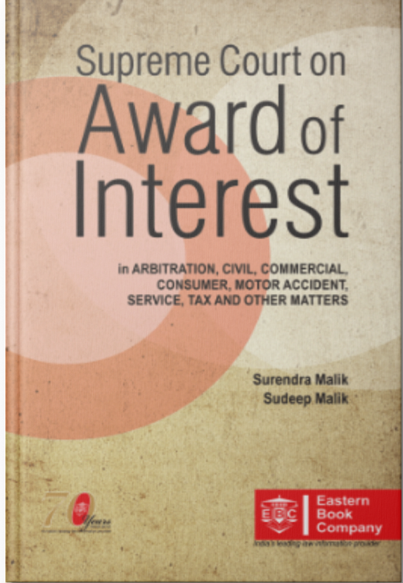 Supreme Court on Award of Interest (1950-2019)