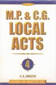 M.P.& C.G. LOCAL  ACTS VOL. 4