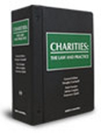 Charities: The Law and Practice