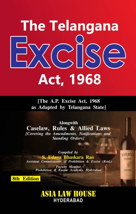 The Telangana Excise Act, 1968