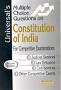 Multiple Choice Questions on Constitution of India