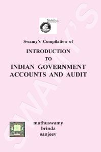 INTRODUCTION TO GOVT ACCTS & AUDIT - 2019