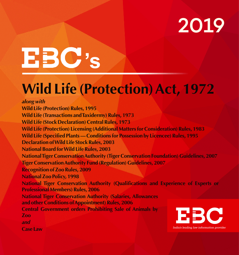 Wild Life (Protection) Act, 1972