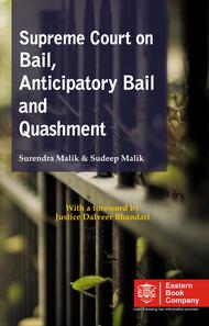 SC on Bail Anticipatory Bail and Quashment Vol 2