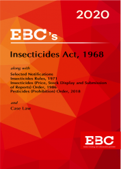 Insecticides Act, 1968