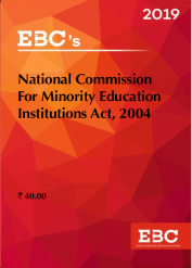 National Commission For Minority Education Institutions Act, 2004