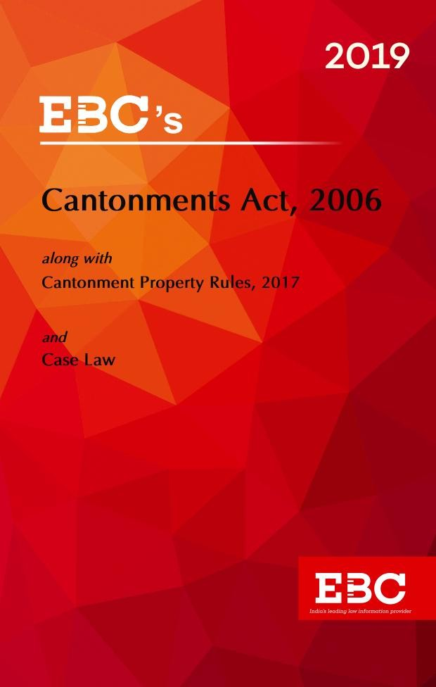 Cantonments Act, 2006