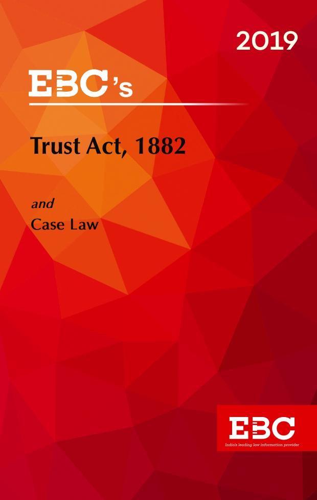 Trusts Act, 1882