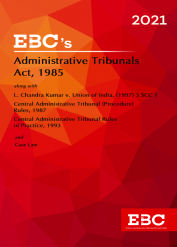 Administrative Tribunals Act, 1985Bare Act (Print/eBook)