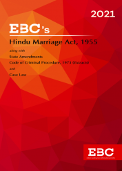 Hindu Marriage Act, 1955[Amended up to Act 34 of 2019 and as of 7-12-2020]Bare Act  Law of Marriage and Divorce(Print/eBook)