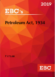 Petroleum Act, 1934