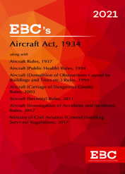 Aircraft Act, 1934Bare Act (Print/eBook)