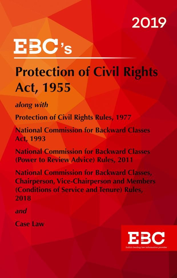 Protection of Civil Rights Act, 1955