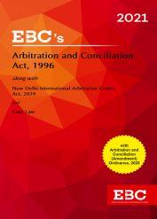 Arbitration and Conciliation Act, 1996Bare Act (Print/eBook)