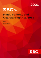 Hindu Minority and Guardianship Act, 1956[Amended up to Act 34 of 2019 and as of 17-12-2020]Bare Act (Print/eBook)