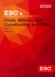 Hindu Minority and Guardianship Act, 1956Bare Act (Print/eBook)