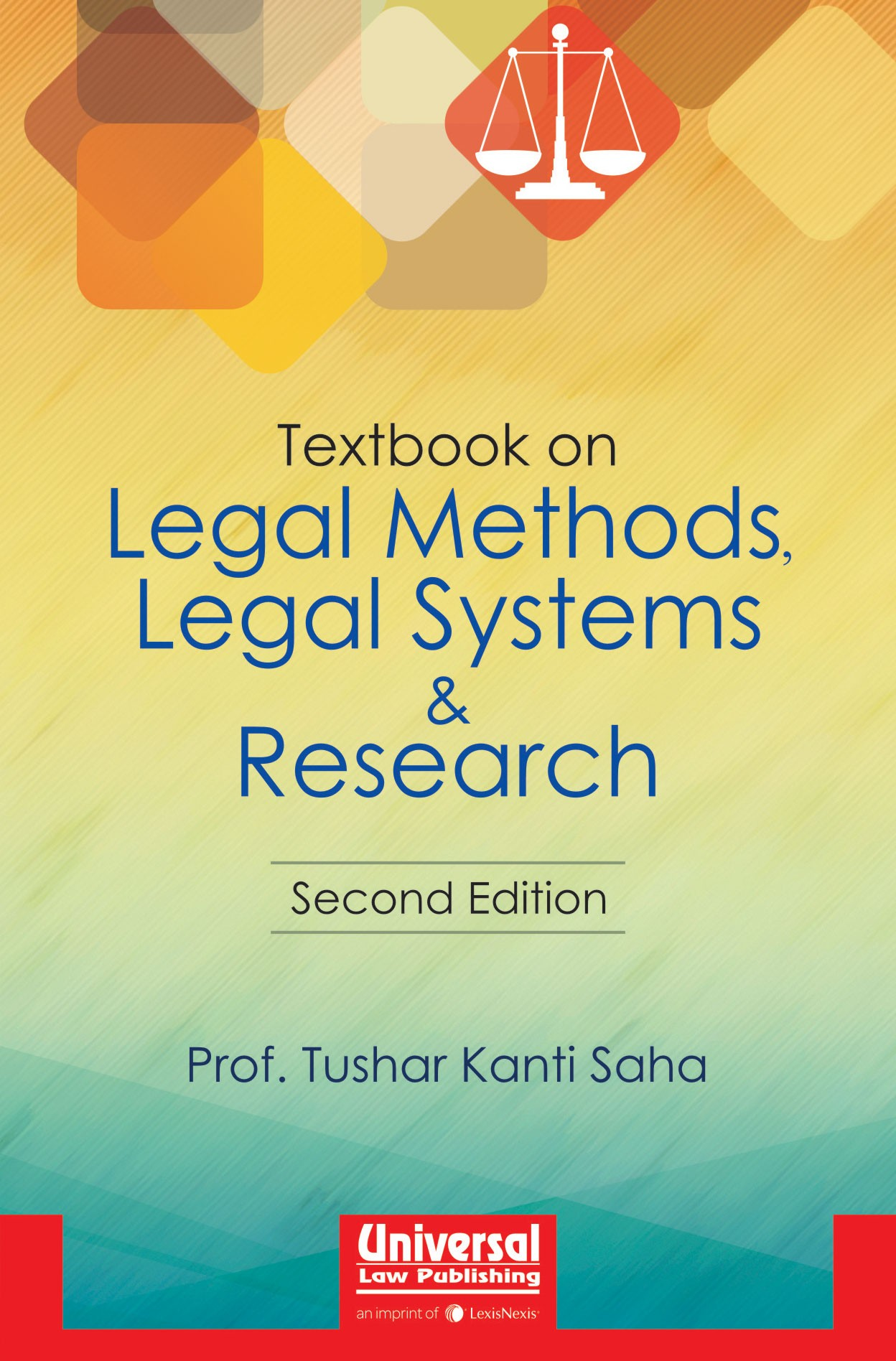 Textbook on Legal Methods, Legal Systems & Research