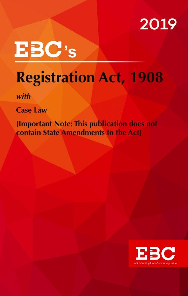 Registration Act, 1908