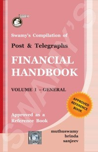 Compilation of Post & Telegraphs Financial Handbook (Vol.1 - General)