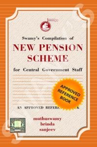 Swamys Compilation of New Pension Scheme for Central Government Staff - 2019