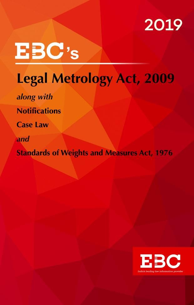 Legal Metrology Act, 2009
