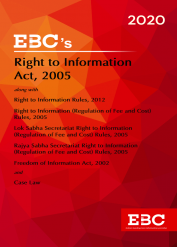 Right to Information Act, 2005