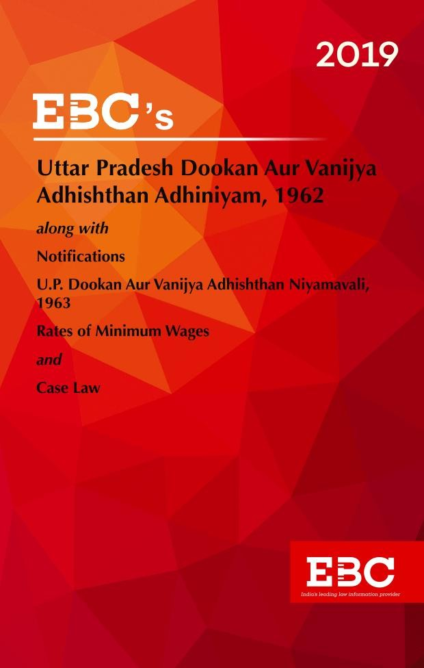 Uttar Pradesh Dookan Aur Vanijya Adhishthan Adhiniyam, 1962