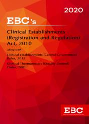 Clinical Establishments (Registration and Regulation ) Act, 2010