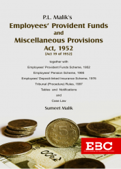 P.L. Maliks Employees Provident Funds and Miscellaneous Provisions Act, 1952