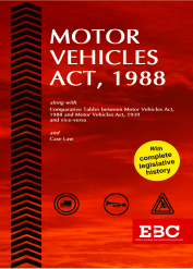 Motor Vehicles Act, 1988Bare Act- Amended up to Act 32 of 2019 and as of 25-12-2020(Print/eBook)