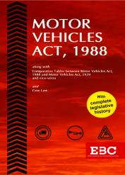 Motor Vehicles Act, 1988Bare Act  - Motor Vehicles Act(Print/eBook)