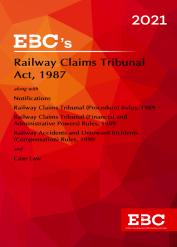 Railway Claims Tribunal Act, 1987Bare Act (Print/eBook)