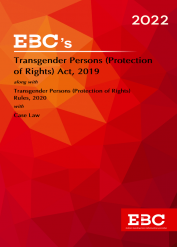 Transgender Persons (Protection of Rights) Act, 2019 Bare Act (Print/eBook)