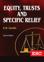 Equity, Trusts and Specific Relief