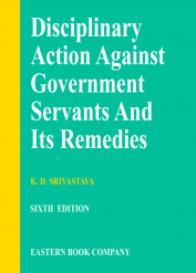 Disciplinary Action against  Government Servants and its Remedies
