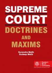 Supreme Court Doctrines & Maxims