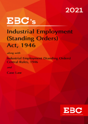 Industrial Employment (Standing Orders) Act, 1946Bare Act (Print/eBook)
