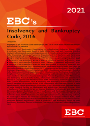 Insolvency and Bankruptcy Code, 2016Bare Act (Print/eBook)