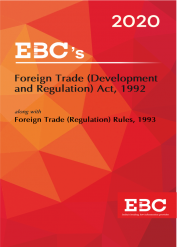 Foreign Trade (Development & Regulation) Act, 1992