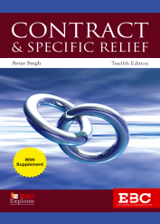 Law of Contract & Specific Relief